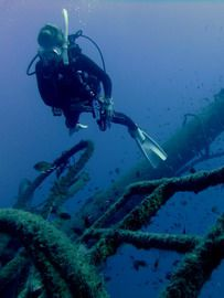 for scuba diving in Las Palmas, a short ride will take you to some excellent diving in the Arinaga marine Reserve