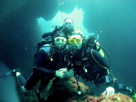 Three days of diving in Gran Canaria