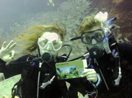 Gran Canaria PADI Open Water Course