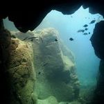 Diving Gran Canaria Rock Arch underwater in Arinaga