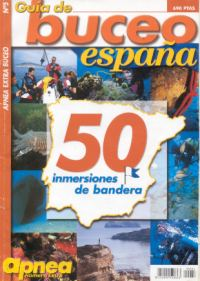 The top 50 dive sites in Spain -