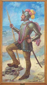 Don Pedro Hermandez de Cabrón of Cadiz was one of the Spaniards who conquered Gran Canaria