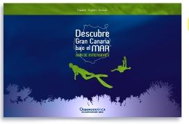 Our recommendation ? Stunning photography of dive sites, divers and marine life in Gran Canaria!