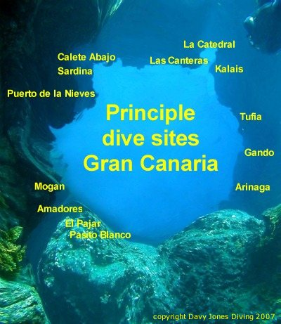 Gran Canaria - The best places to dive and snorkel