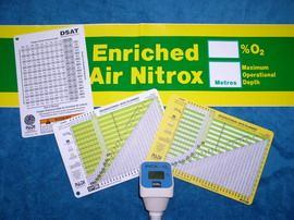 practice your nitrox table skills.