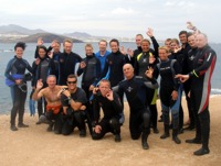 Gran Canaria Diving excursion for the Dutch Navy