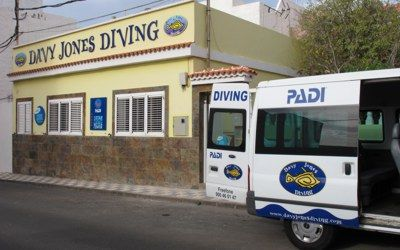 PADI 5* Dive Centre Gran Canaria approved by the Canarian Government