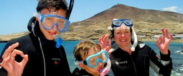 try-dive gran canaria
